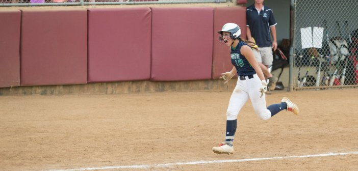 Softball: Woodgrove Catcher Maxine Barnes Hits Late Homer in VHSL 4A State Semifinal Win