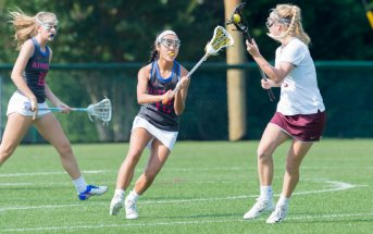 Sophie Kim Riverside Lacrosse