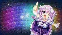 Los Juegos De Hyperdimension Neptunia ; Birth