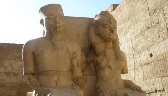 Visita a Luxor y Valle de los Reyes