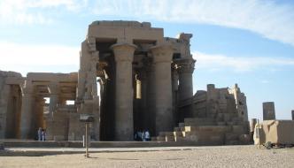 Egipto: Templo de Kom Ombo