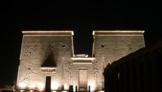 Visita al poblado nubio y el Templo de Philae