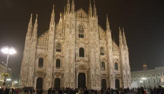 Milán: las Galerías Vittorio Emmanuelle y los Navigli