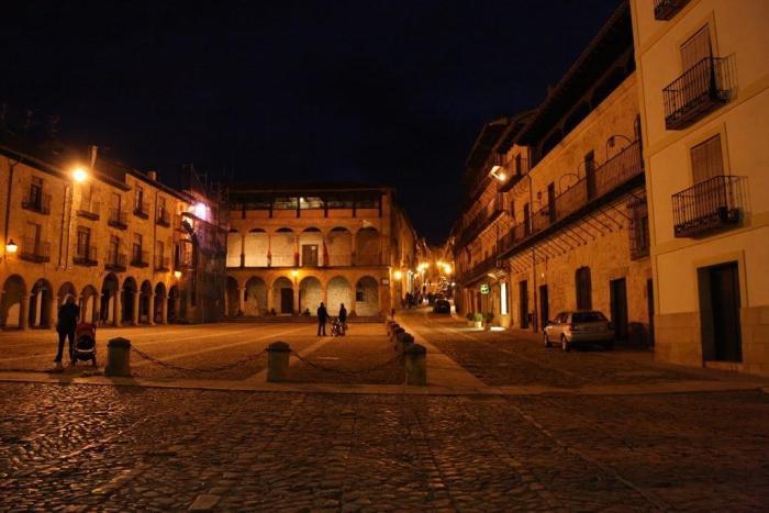 Plaza Mayor de Sigüenza
