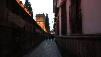 El Barrio de Santa Cruz de Sevilla