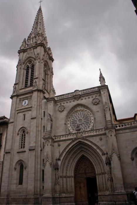 La Catedral de Bilbao