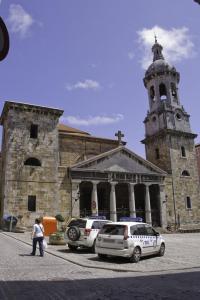 Bermeo: Iglesia de Santa María
