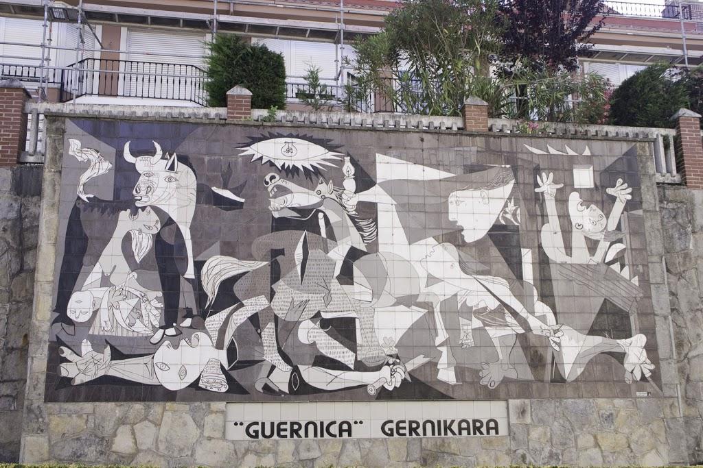 Mural de Gernika