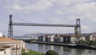 Entre Portugalete y Getxo
