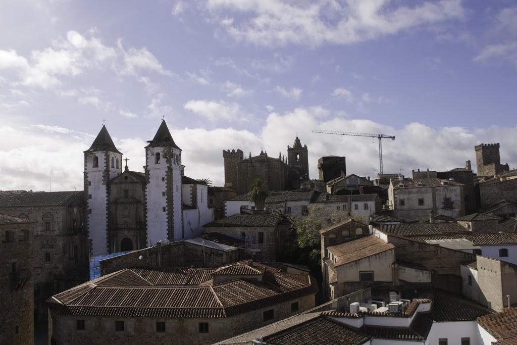 Vistas desde la Concatedral