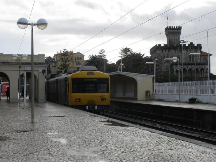 Estación del tren