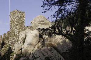 Sintra: Castelo dos Mouros