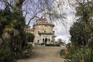 Sintra: Palacio de Monserrate