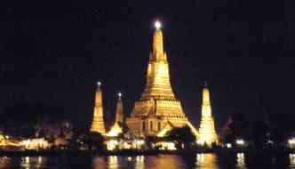 Primeras horas en Bangkok