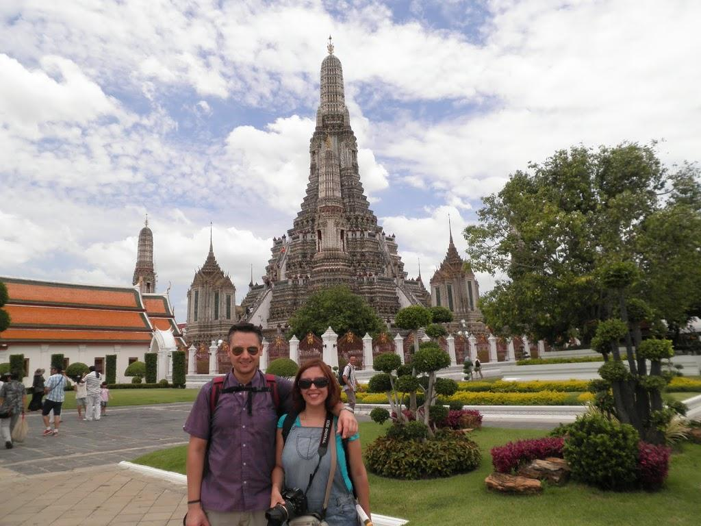 En el Wat Arun