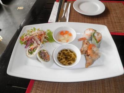 Restaurante KOTO: entrantes