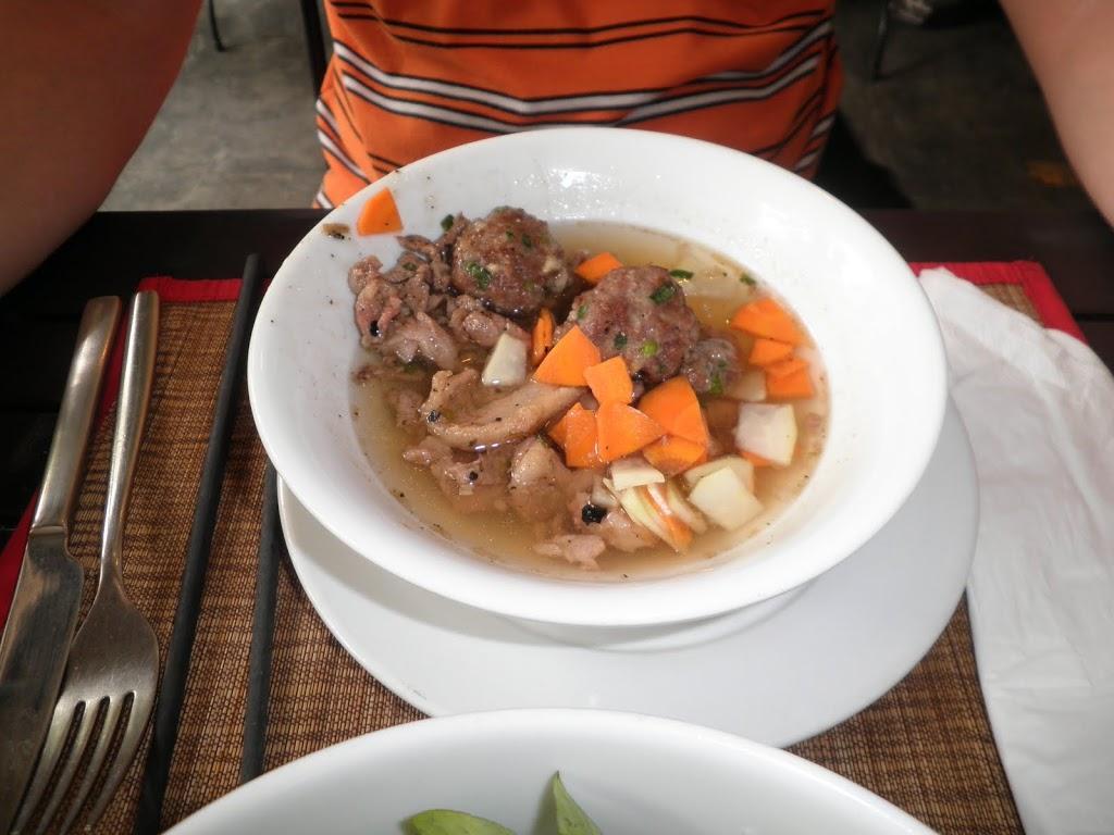 Restaurante KOTO: Ternera salteada