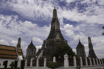 Bangkok: Wat Arun