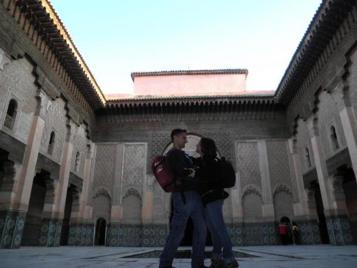 En Marrakech