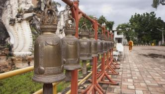 Llegada a Chiang Mai