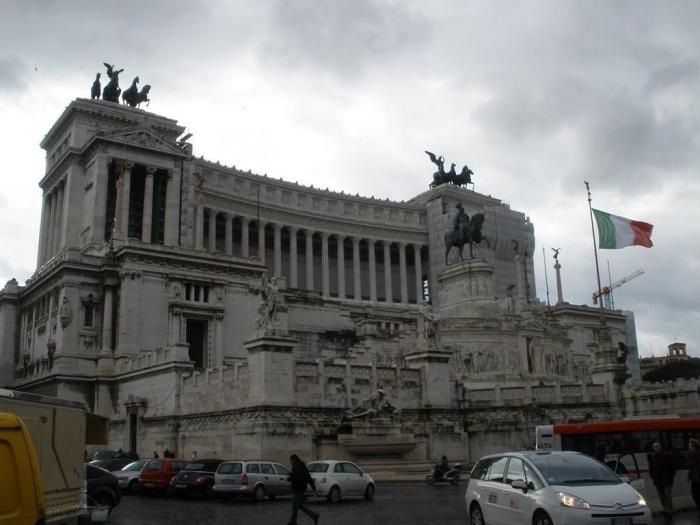 Monumento a Vittorio Emanuelle II
