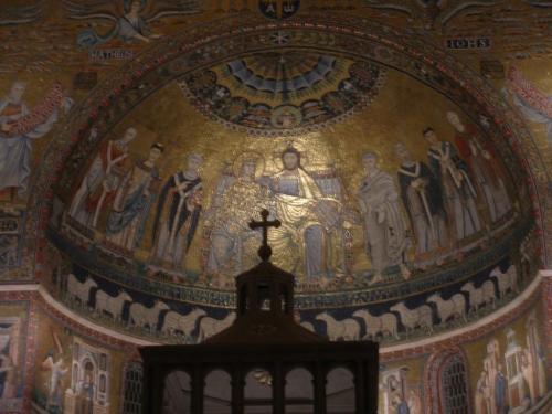 Basílica de Santa María in Trastevere