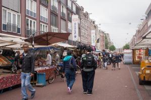 Mercado de Alber Cuyp Market