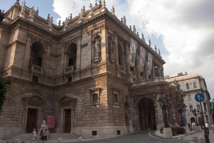 Ópera de Budapest