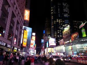 Entorno de Times Square