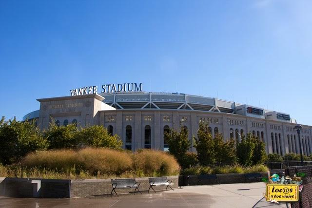 Estadio de los Yankees