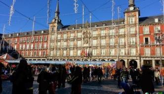 Qué hacer con niños en Navidad en Madrid
