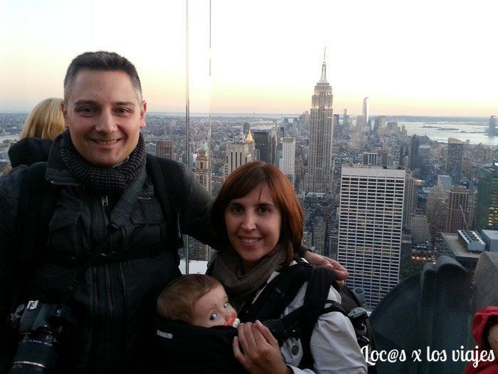 En el Top of the Rock