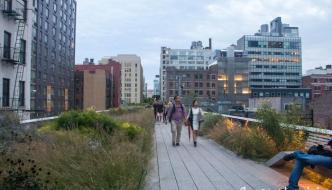 Crucero por Manhattan, el Intrepid y el High Line