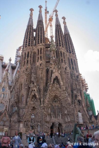 La Sagrada Familia-
