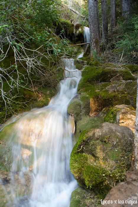 Nacimiento del Río Cuervo