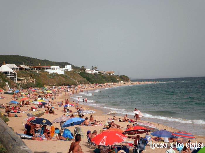 Playa de Zahara de los Atunes