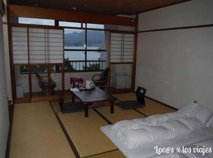 Hotel Sakuraya de Miyajima