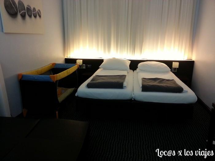 Habitación Hotel Concorde