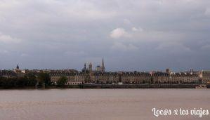 Burdeos y el río Garoña