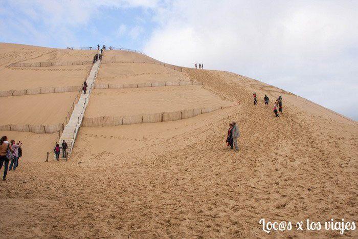 Aquitania: Duna de Pilat