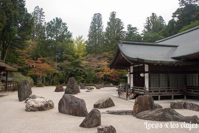 Templo Kongobu-ji en Koyasan
