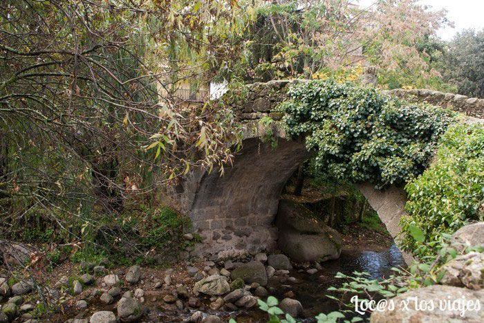 Puente de la Fuente Chiquita