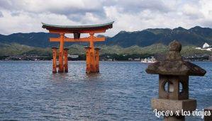 Miyajima: Gran torii flotante