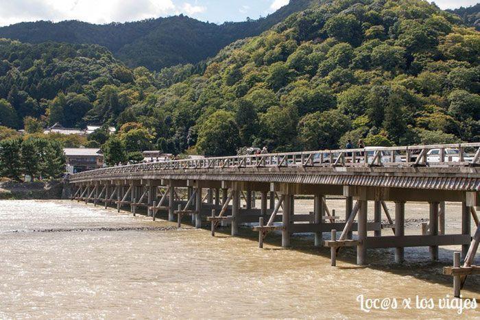 Puente Togetsu-kyo