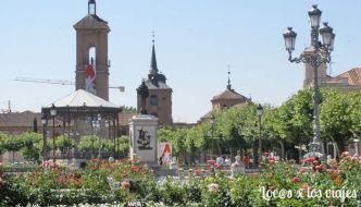 Excursión a Alcalá de Henares