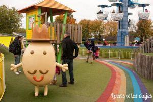 Playground de Señor Potato