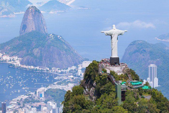 Río de Janeiro, imagen tomada de Shuttestock