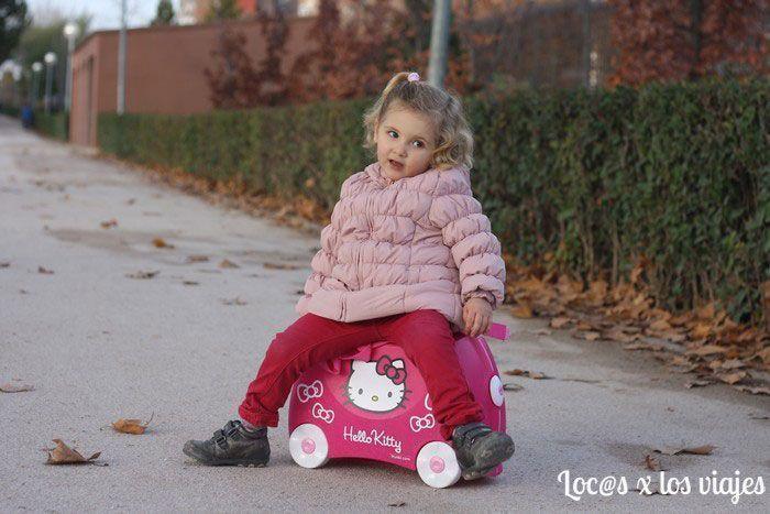 La Maleta Trunki: perfecta para niños viajeros