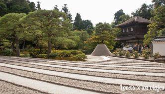 El Templo del Pabellón de Plata y el Paseo de la Filosofía de Kioto