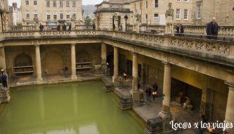 Excursión a Bath